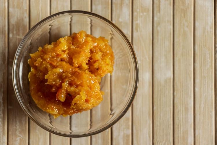 Uova, bacon e fagioli - Pasta aromatica al mandarino - All rights reserved