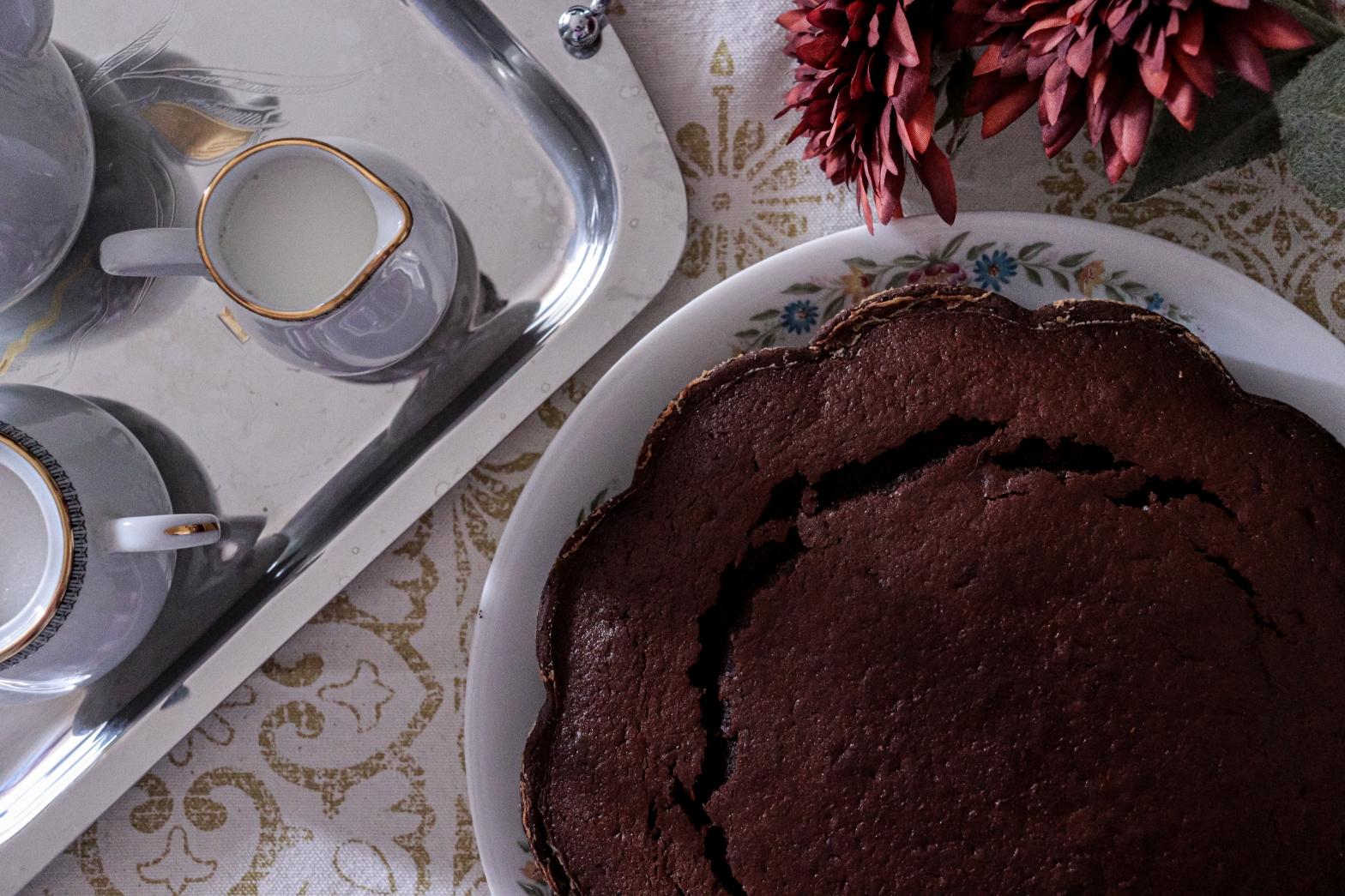 Uova, bacon e fagioli - Torta al cioccolato - All rights reserved